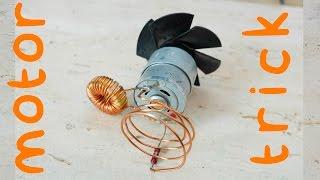 Free Energy Motor Trick