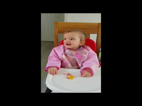 Baby talking - please share to help Cancer Research