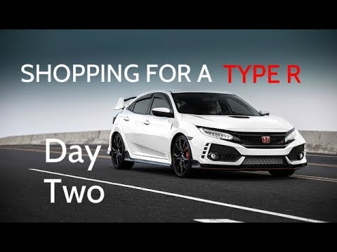 2017 Honda Civic Type R - Can I FIND one for MSRP??