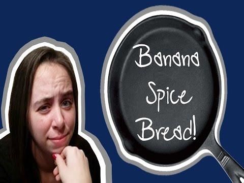 Homestead Kitchen - Banana Spice Bread