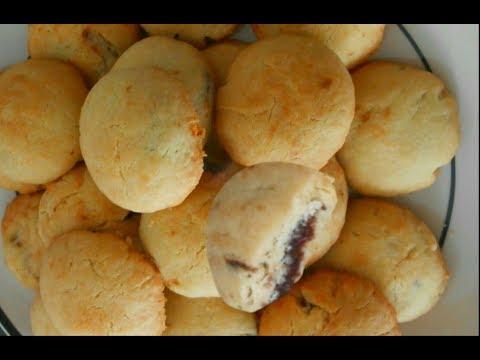 Best Vegan Melt In Mouth Date Cookies/ Biscuit tam Mauritian