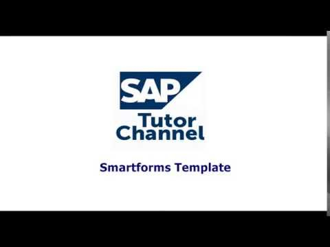 Smartfroms Template