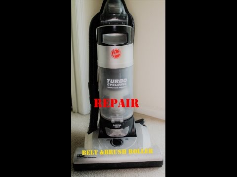 HOOVER TURBO Cyclonic - belt & Brush Roller - Replacement