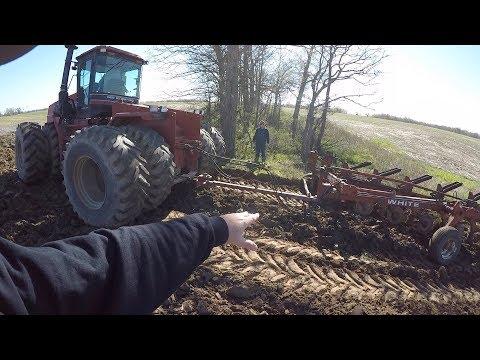 Battling Soil Erosion! Family Farm Gears Up for Spring Planting