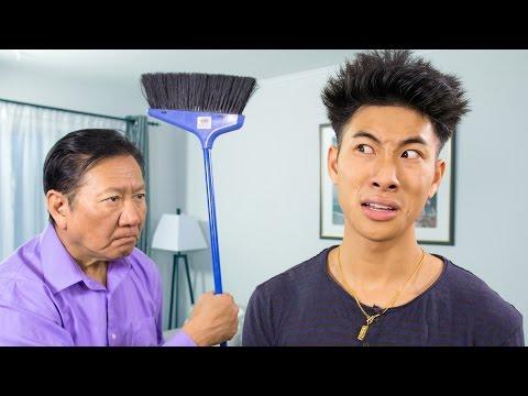 How My Dad Raised Me