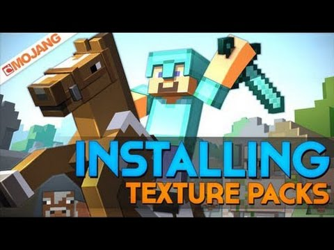 Minecraft: How to install Texture Packs 1.8.1 Windows 7