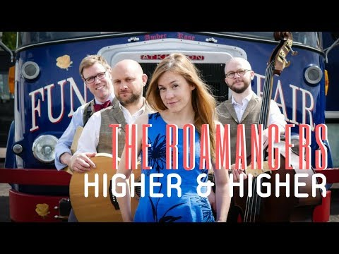 Higher & Higher // The Roamancers // Book at Warble Entertainment