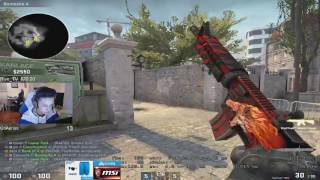 CSGO - People Are Awesome #7 Best oddshot, plays, highlights