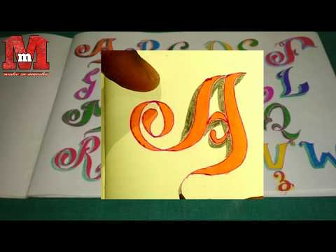 HOW TO SHADE LETTER