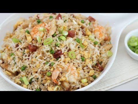 Yang Chow-Style Fried Rice Recipe | Yummy Ph