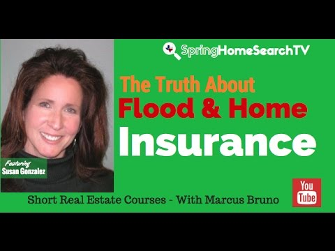 The Truth About Flood Insurance & Homeowners Insurance Coverage
