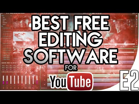 How To Edit Videos For YouTube For FREE!| Best FREE Editing Softwares for New Youtubers! HD