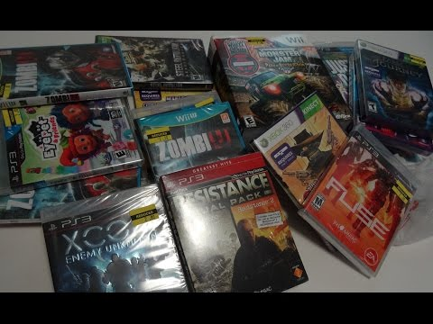 $2 VIDEO GAMES! Awesome Clearance Sale!  PS3/WiiU/360/wii