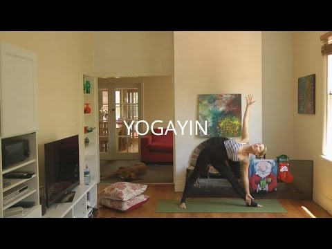 YOGA -  ABSENT PERIODS?  REGULATE & REBALANCE  your HORMONES - GREAT for FERTILITY  with YogaYin