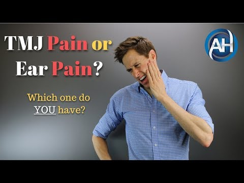 What is Causing Your TMJ Ear Pain? - Diagnose and Treat - Ear Problems