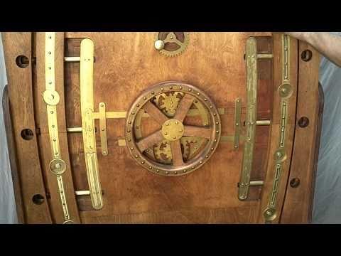 Nautilus Door (locking mechanism detail)