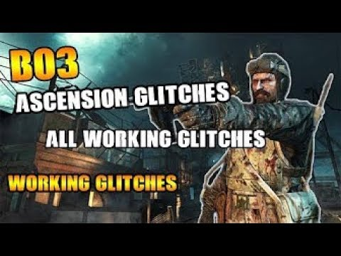 Black Ops 3 Zombie Glitches: ALL Working Glitches on Ascension!