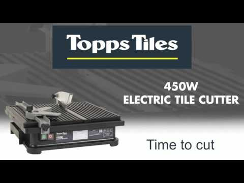Topps Tiles Electric Cutter 450w