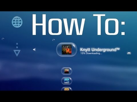 Tip: How to Download PS3 games away from Home