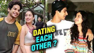 Ishaan Khattar And Janhvi Kapoor Dating Each Other? Here's The Truth