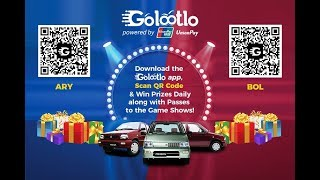 How to scan Golootlo QR CODE from ANY PHONE and WIN PRIZES