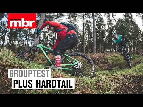 Plus Hardtail Grouptest | Mountain Bike Rider