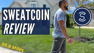 Sweatcoin App Review: Here's How Much Money I Made Walking