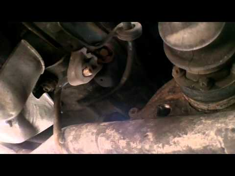 Mercedes w202 differential fluid change