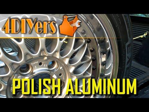 DIY: How to Polish Aluminum Like a Mirror