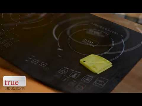 How To: Cleaning Your True Induction Cooktop