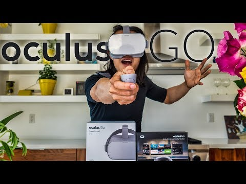 How to watch YouTube 360VR & sideload 360º videos on Oculus Go