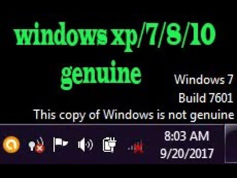 Windows xp/ 7/8 ultimate 32 bit and 64 bit genuine product key problem fix with slui and cmd