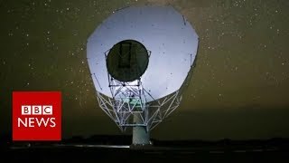Telescopes to reach nine billion light years away - BBC News