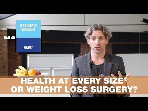 Health At Every Size or Weight Loss Surgery? | Thursday Therapy #41