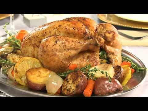 Royal Roasted Chicken