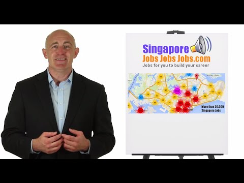 Singapore Expats can find many Jobs in Singapore. Directors, Managers, VP in many leading industries