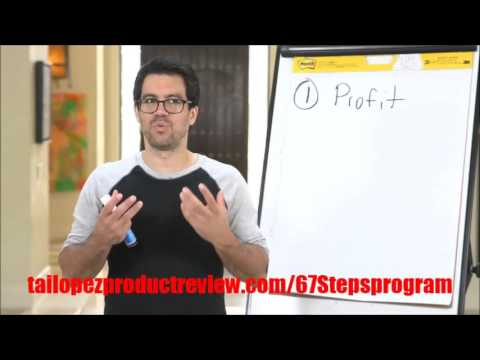 How To Start A Profitable Business on Any Niche By Tai Lopez Part 1