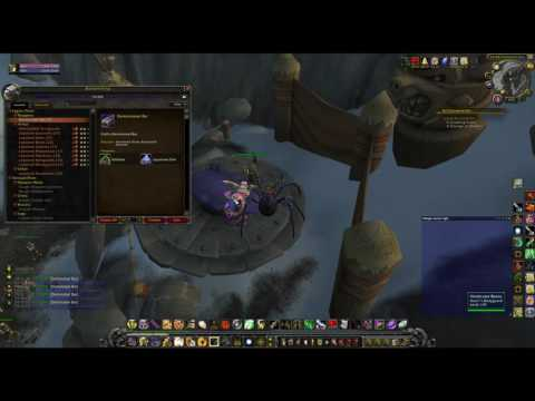 Demonsteel Armguards WoW Craft