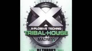 DJ Torqu3 - 2010 Tribal House Madness