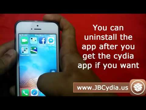 How to install cydia on ios 10.2.1 - Install cydia without Jailbreak Instant 2017