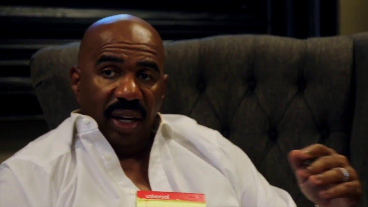 Steve Harvey Tells You How To Make A Million Dollars