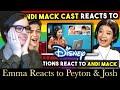 Emma Reacts to Peyton and Josh on FBE || EmmaDoodlebug
