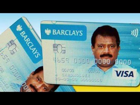 Prabhakaran's Photo Barclays Bank ATM