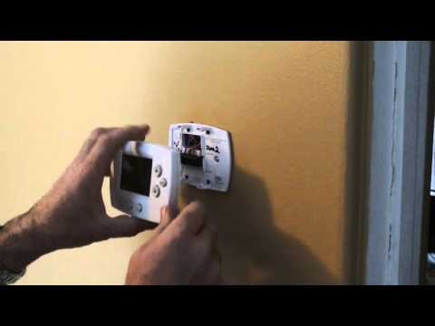 Pro 5000 thermostat pro 5 honeywell thermostat 5000 6000 removal fandeluxe Images