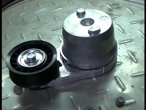 02 Silverado Duramax Belt Tensioner Replacement