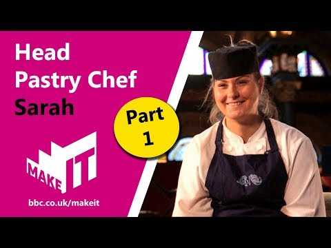 HEAD PASTRY CHEF Pt. 1  |  Make It into: Hotels