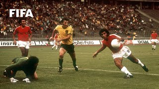 Australia v Chile, 1974 FIFA World Cup