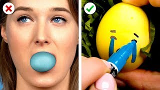 Get Egg-cited for Easter! Learn How to Color and Dye Easter Eggs!
