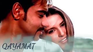 Woh Ladki Bahut Yaad Aati Hai Full Song   Qayamat    Kumar Sanu&Alka Yagnik