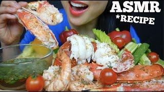 Asmr King Crab Legs Eating Sounds No Talking Sas Asmr Today i was craving some king crab legs!! asmr king crab legs eating sounds no